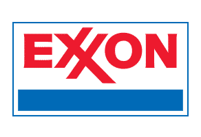 Exxon Oil and Gas Logo Icon