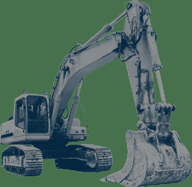 Excavator Vector | Christensen | Richland, WA