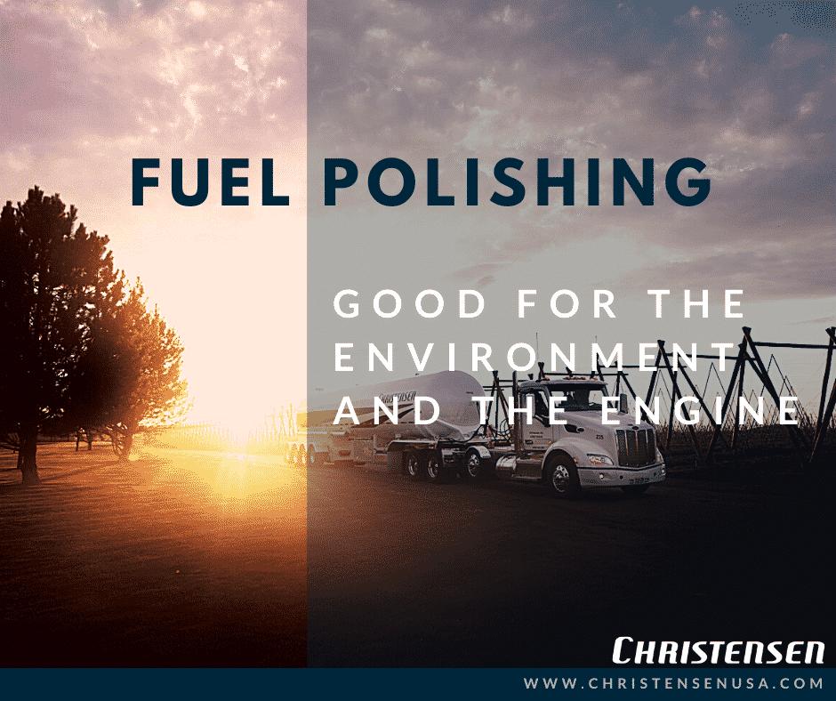 Christensen USA blog - Fuel Polishing